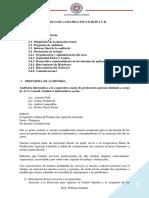Modelo Para Caso Práctico I y II