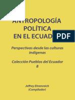 Antropologia Politica en El Ecuador (1)