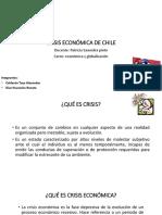 Crisis Economia de Chile