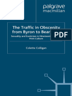 (Palgrave Studies in Nineteenth-Century Writing and Culture) Colette Colligan (Auth.) - The Traffic in Obscenity From Byron to Beardsley_ Sexuality and Exoticism in Nineteenth-Century Print Culture-Pa