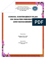 TES SCHOOL CONTINGENCY PLAN.docx