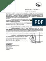 Decreto AP-115-2018