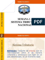 Sistema Tribtuario