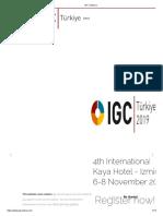 IGC Türkiye _