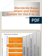 Assessment System for K to 12(1)