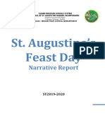 Feast Day Narrative