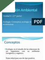 Gestión Ambiental (1era parte)