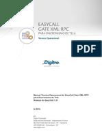 EasyCall Gate XML-RPC Para Sincronismo de Tela