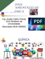 Conceptos Fundamentales de Química 2008