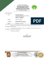 Weekly PNP Good Deeds November 17, 2019