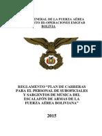 Plan de Carrera Suboficiales y Sargentos - Nuevo 19-May-15