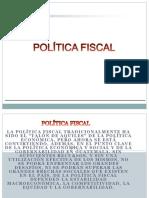 Presentación 12 Política Fiscal 311019