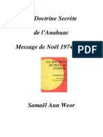 1974 La Doctrine Secrete de l Anahuac