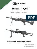 MINIMI 7.62X51 MM.