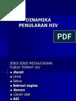 DINAMIKA penularan HIV.ppt
