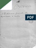 Biografía de Francisco Romo y Gamboa (diputado a Cortes)