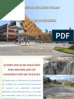 06 - Alternativas Para Reemplazo de Puentes