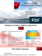 [GROUP 2] TURKEY - CROSS CULTURAL UNDERSTANDING.pptx