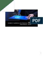 UNIDAD 2 Auditoría a Los Sistemas Informáticos