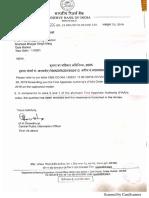 RBI Defaulter List