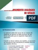 ACONDICIONAMIENTO ANALÓGICO DE SEÑALES LS-1