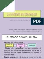 El Sistema de Rousseau.