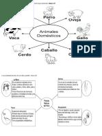 En Un Papelote La Profesora Les Presenta El Siguiente Mapa Semántico (Anexo de La Primera Semana de Noviembre)