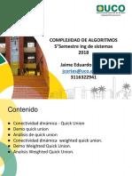 ComplejidadAlgoritmos2018_clase6