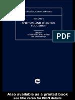 [Mal Leicester] Spiritual and Religious Education(BookFi)