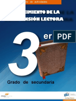 Español 3 Grado Secundaria