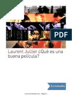 _Que es una buena pelicula_ - Laurent Jullier.pdf