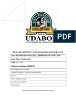 Fundamentos Para El Diseño de Oleoductos