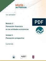 Modulo 2, Unidad 2 Contaduría y Finanzas Públicas