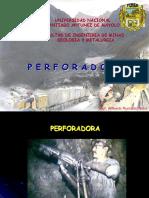 Cap. III- Perforadoras
