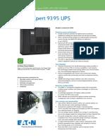 Eaton Ups Xpert Three Phase Ups Datasheet