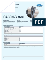 CA3SN-G  Cold Rolled Stee