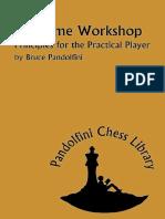 Endgame Workshop Principles for the Practical Player - Bruce Pandolfini