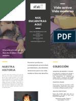 Nenü Babywear Catalog Brochure 2019