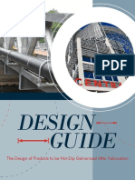 AGA Design Guide Galvanized Steel Structures
