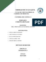 Cor Pulmonae