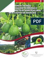 Manual Actualizacion Tecnologica y BPA Cultivo de Aguacate_GOBERNACION PDF BAJA Con Caratulas