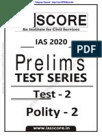 02 q Prelims 2020 Gs Score