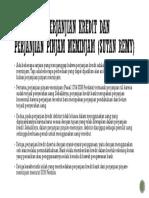 Perbedaan perjanjian kredit dan perjanjian pinjam meminjam.pptx