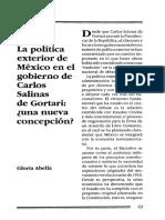 51100-142874-1-PB (1)LA POLITICA EXTERIOR DE MÉXICO EN EL GOBIERNO DE CARLOS SALINAS DE GORTARI