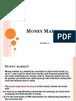 Lec 4 Money Market