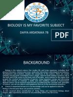 Slc Biologi Daffa Ardatama 2019