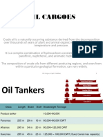 Oil Cargoes