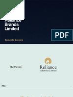 RBL Corporate Profile