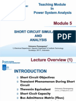 Symmetrical Short Circuit-presentation