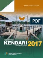 Kecamatan Kendari Dalam Angka 2017_3